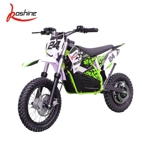 Electric Dirt Bike with Hub Motor SN-E-BIKE-02