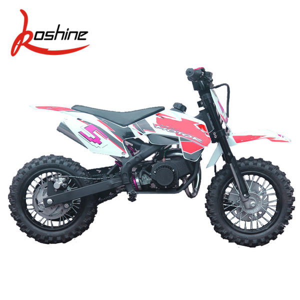 49cc dirt bike with hydraulic brakes  SN-GS383(Common high configuration)