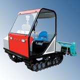 履带自走式旋耕机-1GZ-200