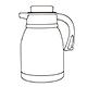Kids Vacuum Water Cup