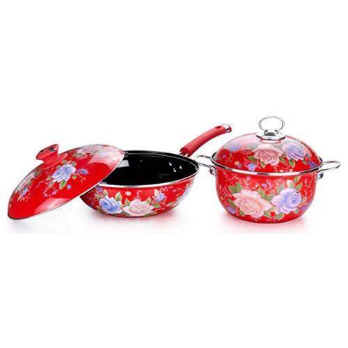 国色天香两件套-红-SNT2-2S-11