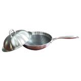 不锈钢炒锅 -1