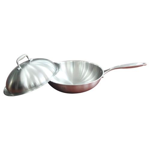 不锈钢炒锅-1