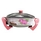 韩式多功能电热方锅(花)-1 -32