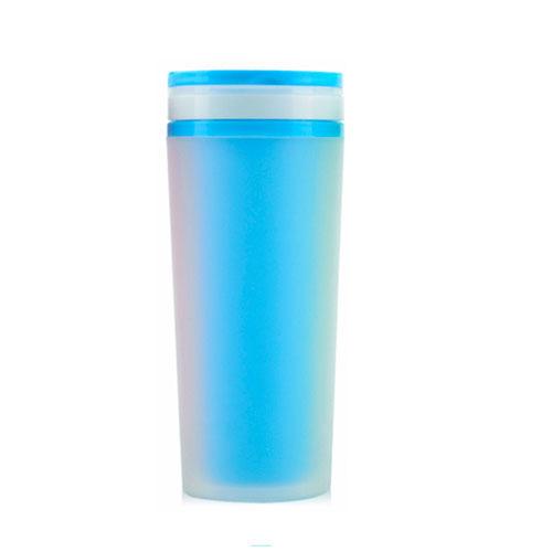 双层 塑料杯-SS-926  300ml