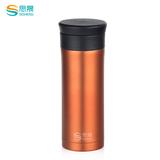 不锈钢 个性直杯 -SS-051 500ml