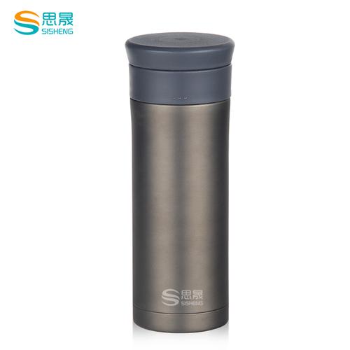 不锈钢 个性直杯-SS-051 350ml