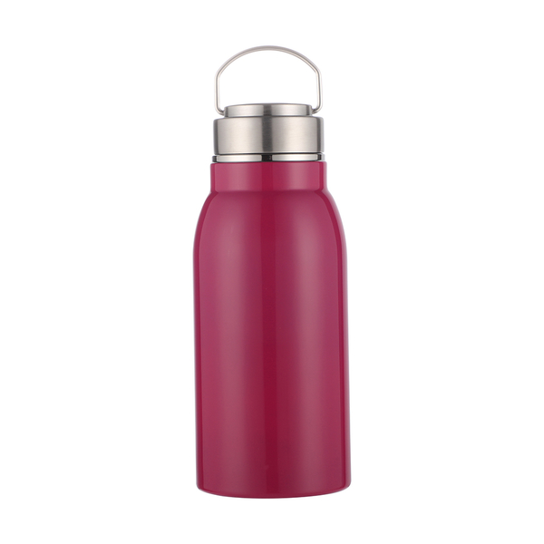 Sport bottles Large diameter steel cover