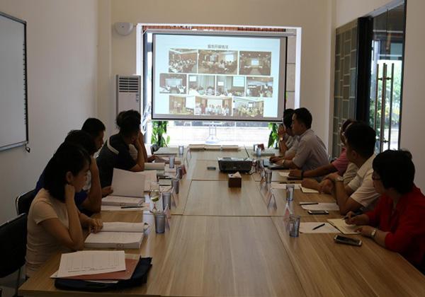 三亞市中小企業公共服務平臺項目通過階段性驗收