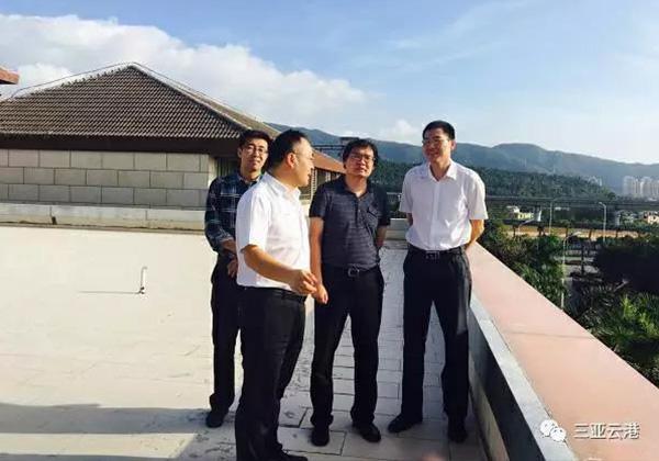 三亞云港園區將攜手清華啟迪共建企業孵化器