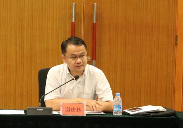 謝慶林副市長調研云港互聯網創業基地 與企業代表座談
