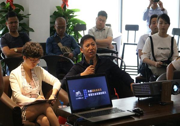 2017年就業創業論壇在三亞云港互聯網創業基地舉行—搭建創業交流平臺  形成濃厚創業氛圍