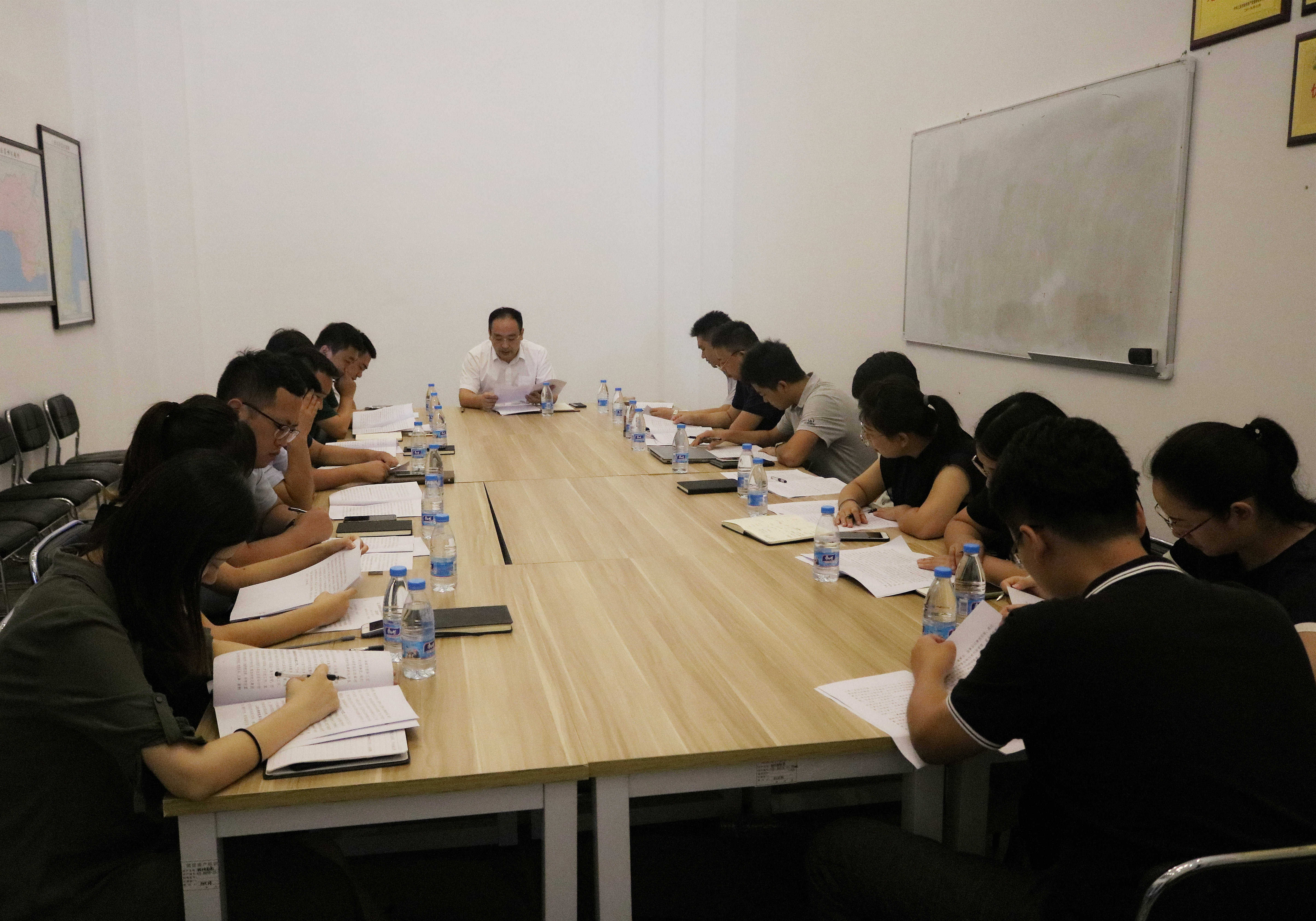 科技集團召開專題會議傳達三亞市屬國有企業改革重組成立大會會議精神