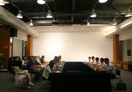 三亚科技投资集团有限公司召开干部任职宣布大会