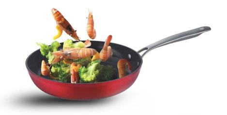 烹饪锅行业市场,但应该有一个中国品牌