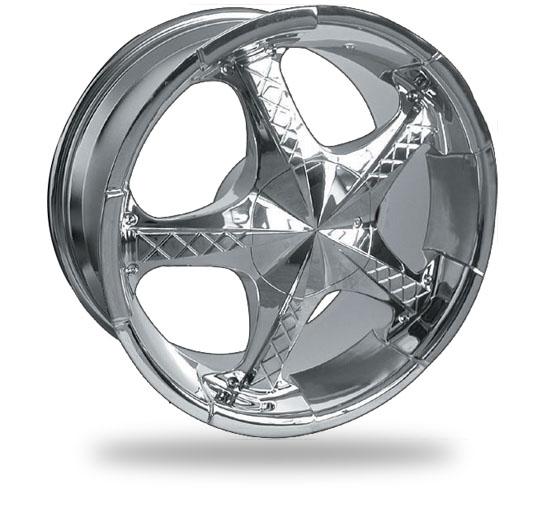 泰龙铝轮 709