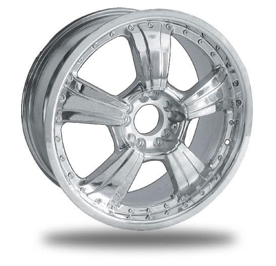 泰龙铝轮 801