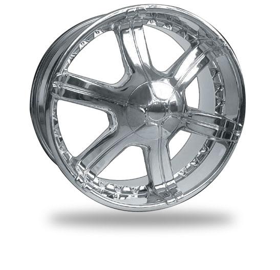 泰龙铝轮 007