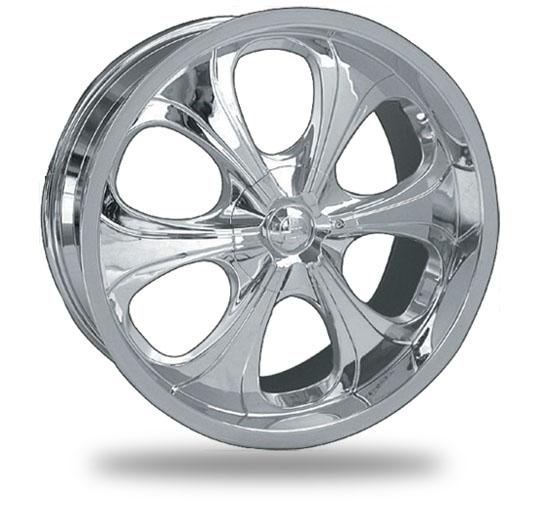 泰龙铝轮 613