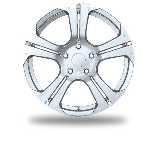 泰龙铝轮 768