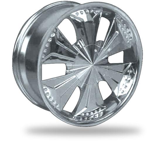 泰龙铝轮 851