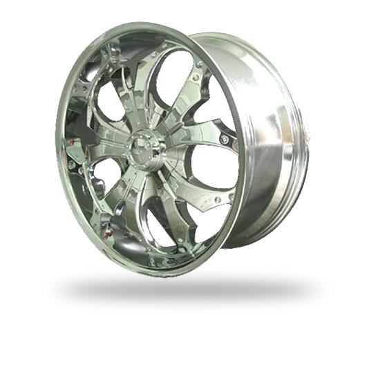 泰龙铝轮 853