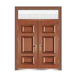 仿紫铜 -THF-8031新三方双开门