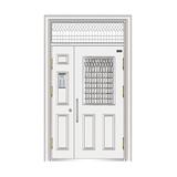 喷塑 -THF-8037米白楼寓门