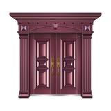 纳米真铜2号 -THF-8009皇家宫殿双开门