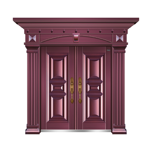 纳米真铜2号-THF-8009皇家宫殿双开门