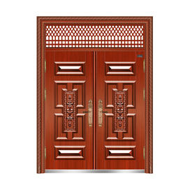 仿红铜-THF-8028财运亨通双开门