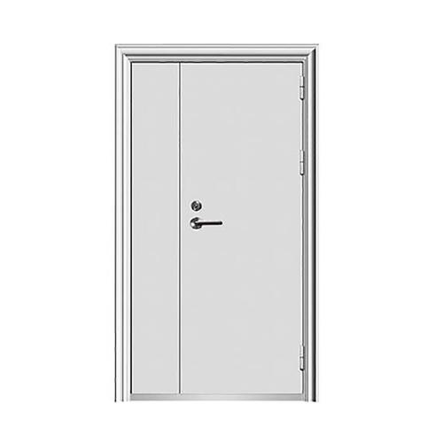 平板银灰防火门-1-一门一证/可非标定制