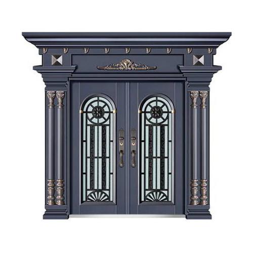 佛罗伦萨-玻璃拼接复合门