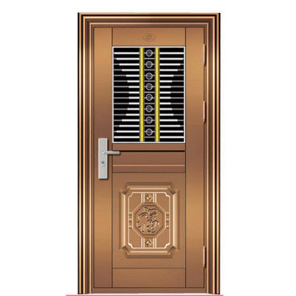 不锈钢门 TY-6222