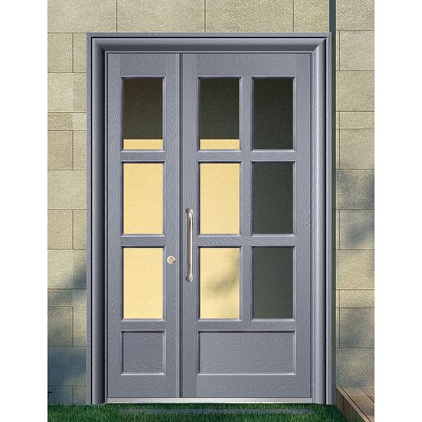 玻璃拼接楼宇对讲门 TY-9319