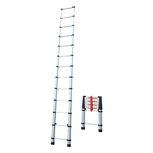 多功能单面竹节梯-