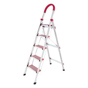 D型彩条不锈钢梯  XC-3155