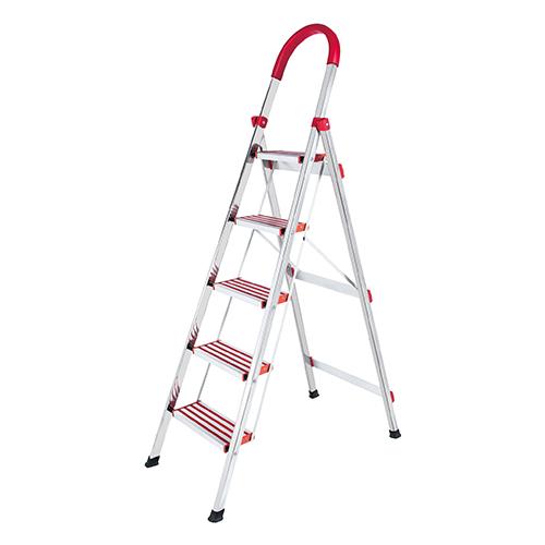 D型彩条不锈钢梯  XC-3155-