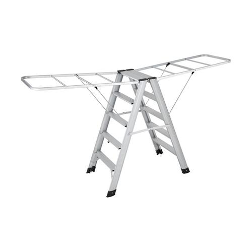 铝翼型两用梯 XC-YT016(银白)-XC-YT016(银白)