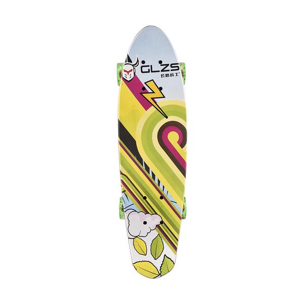 24″枫木鱼板 JT-GL-101
