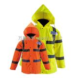 Reflective raincoat -WK-R006