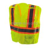 Mesh reflective vest -WK-M009