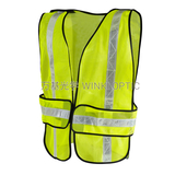 Mesh reflective vest -WK-M012