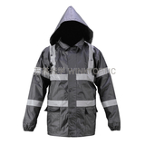 Reflective raincoat -WK-R002A