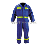 Safety coveralls -WK-W003