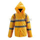 Reflective raincoat-WK-R001A