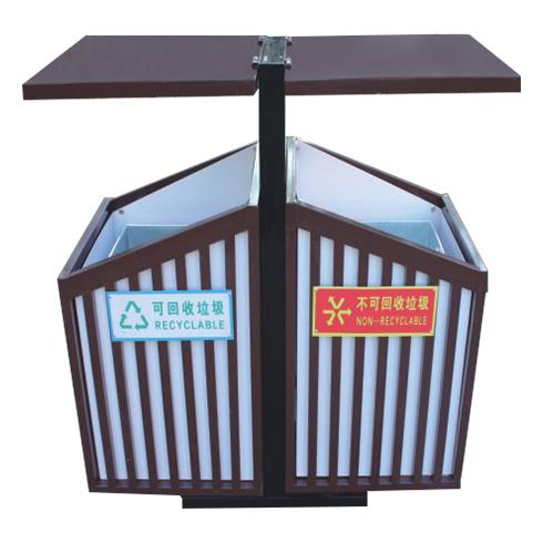 分类式垃圾桶(钢板型)-31-8806