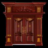 描金拼接 -WF-9001描金精雕