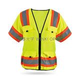 Hi-Vis 安全T恤 -WK-l05