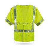 Hi-Vis 安全T恤 -WK-l07